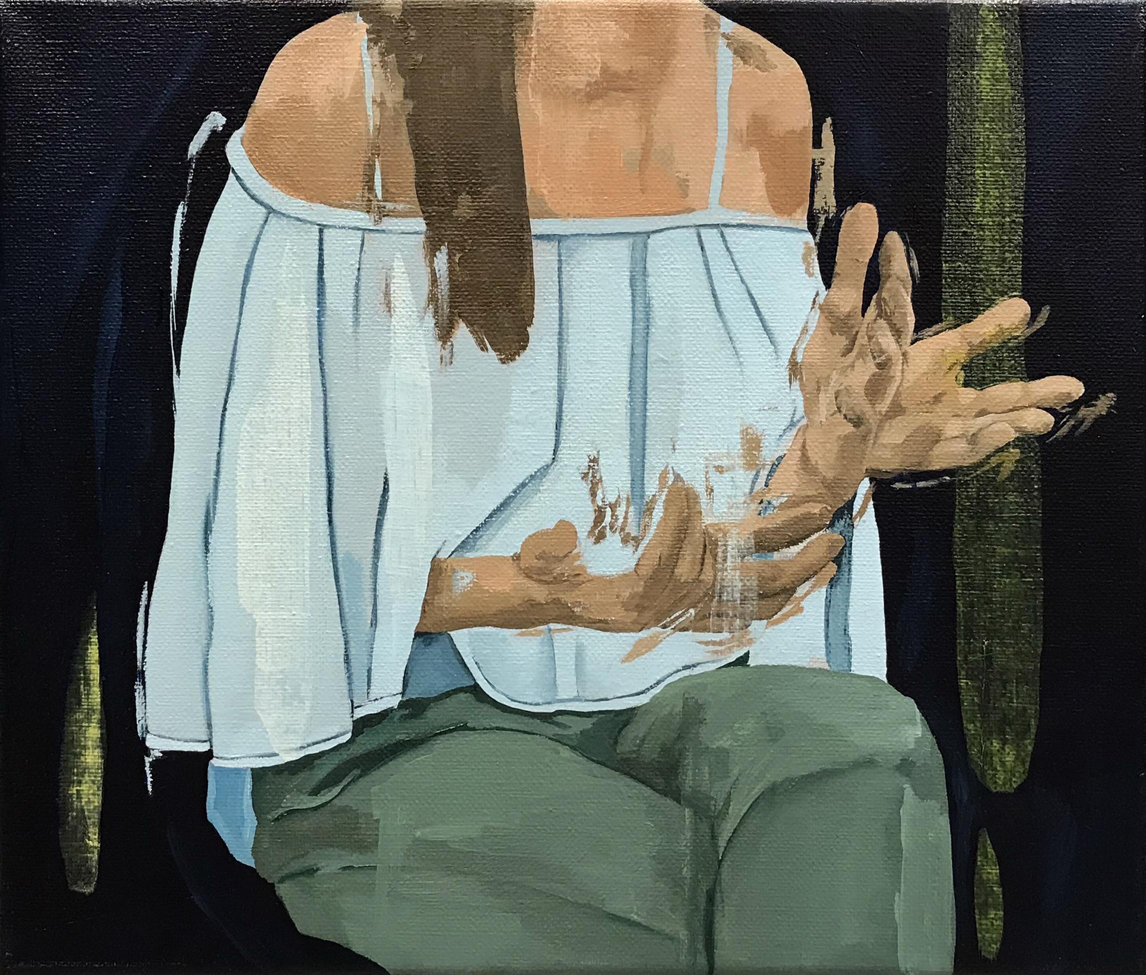 Rita's Hands