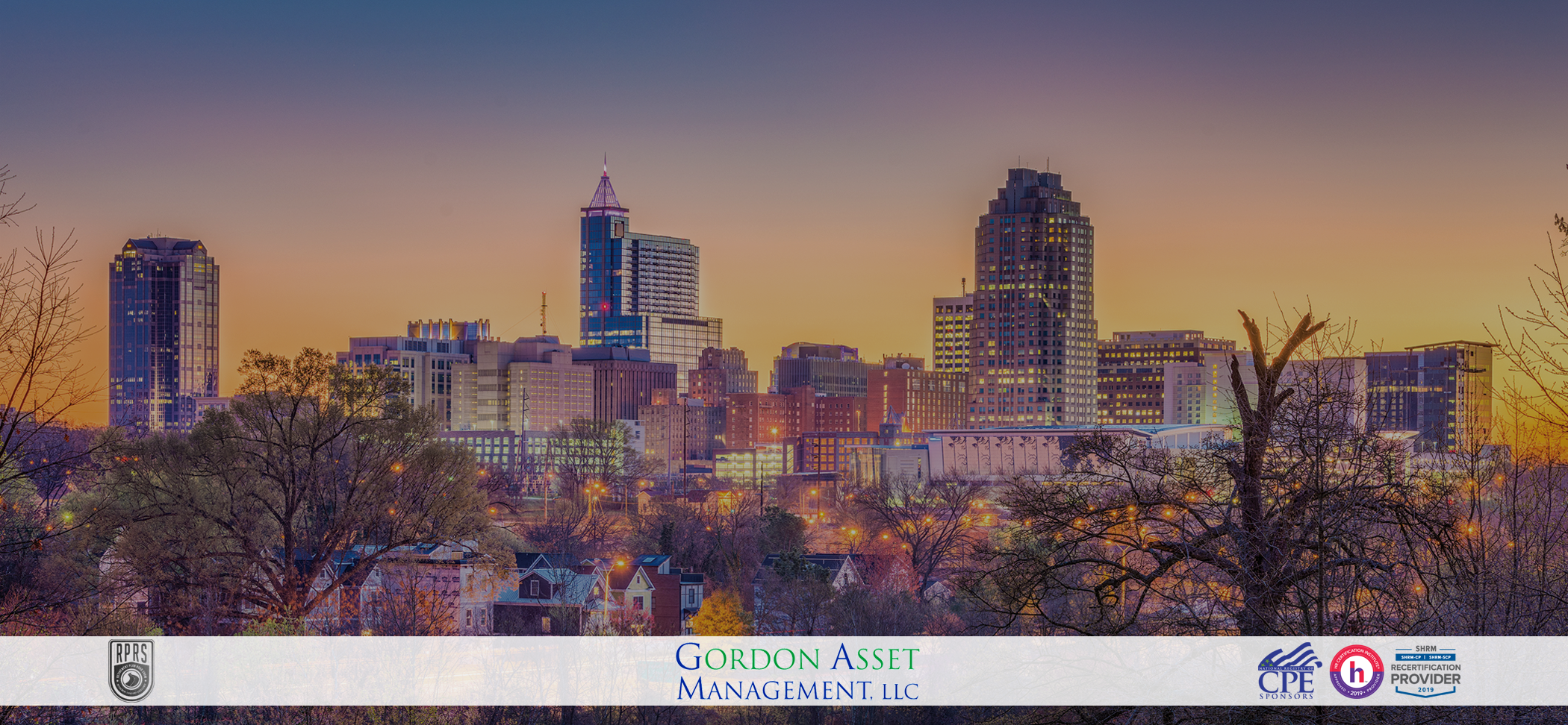 2019 NORTH CAROLINA - FIDUCIARY SUMMITPART OF THE RETIREMENT PLAN ROAD SHOW
