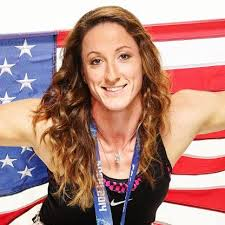 Tatyana McFadden ,  17X Paralympic Medalist, 14X World Track and Field Medalist