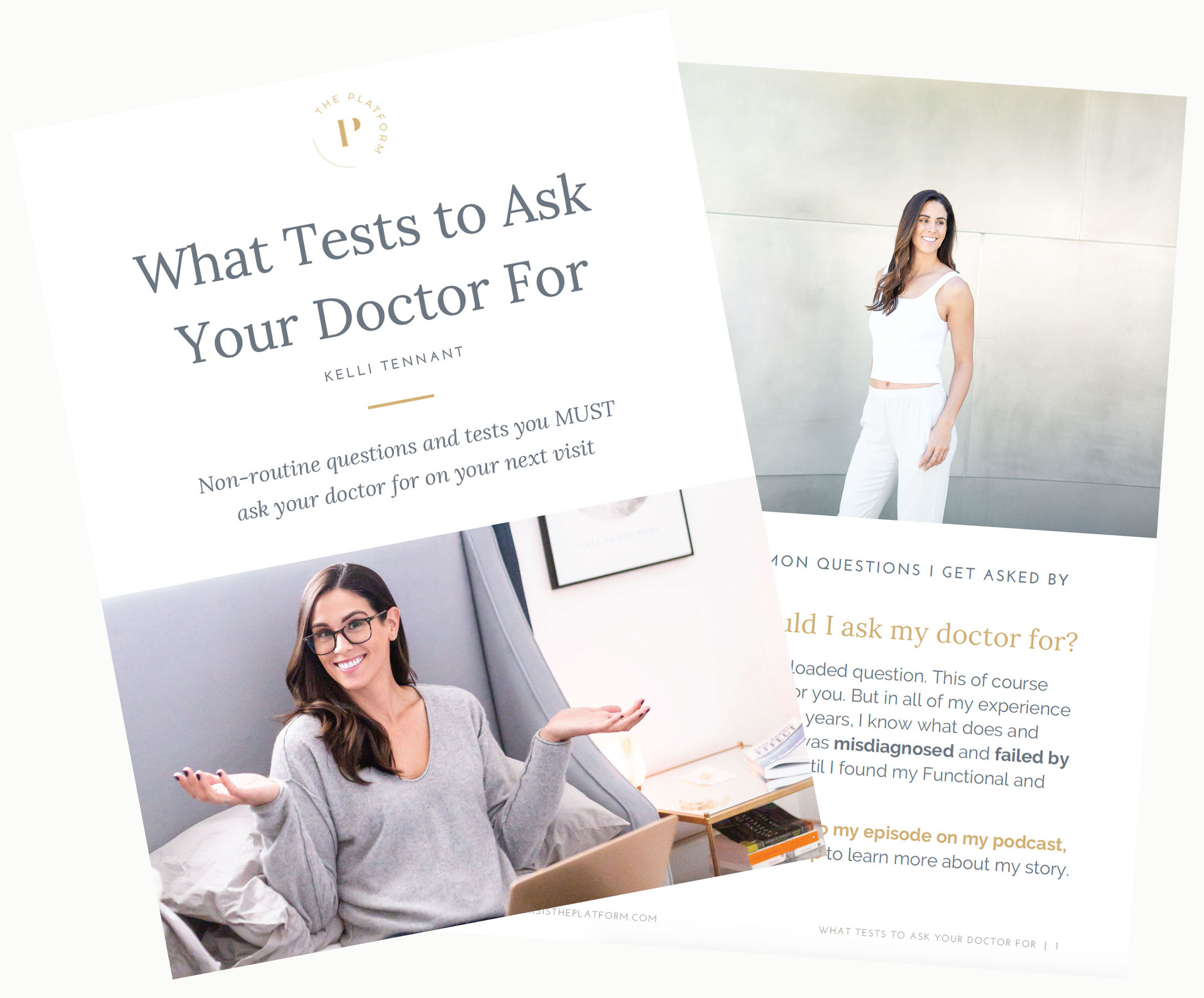 The quest to find a doctor who can arrive at a proper diagnosis can be difficult. I get it. I've been there, done that and have been misdiagnosed for 14 years…  Download my FREE   guide  below so you can learn what tests to ask your doctor for that will help you speed up the process of getting a proper diagnosis and finally healing. autoimmune illness, autoimmune disease, healing, chronic illness, chronic pain, fatigue, inflammation,
