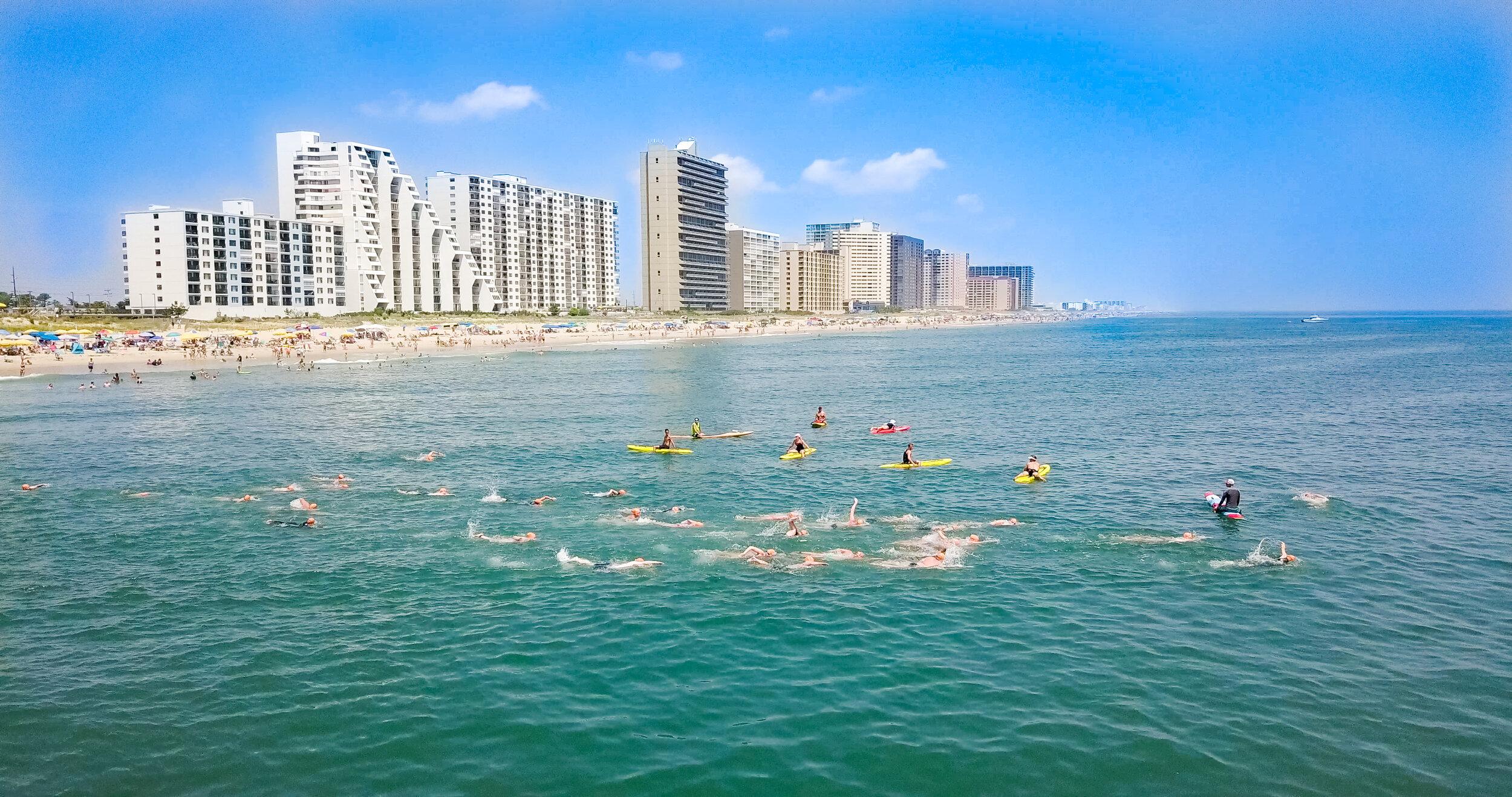 Ocean Games 2019 Open Water Swim Competition (1)