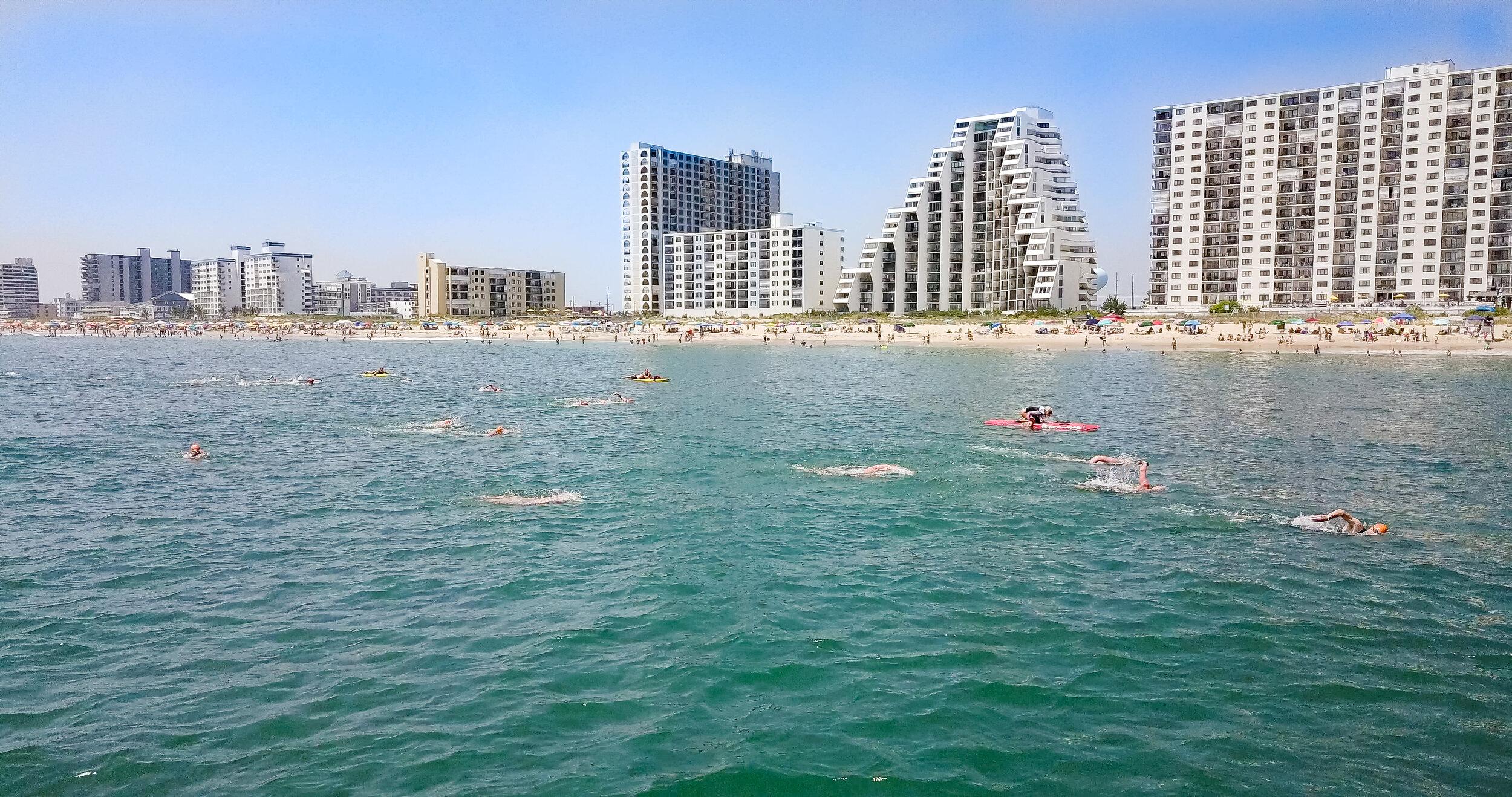 Ocean Games Open Water Swim 2019 (2)
