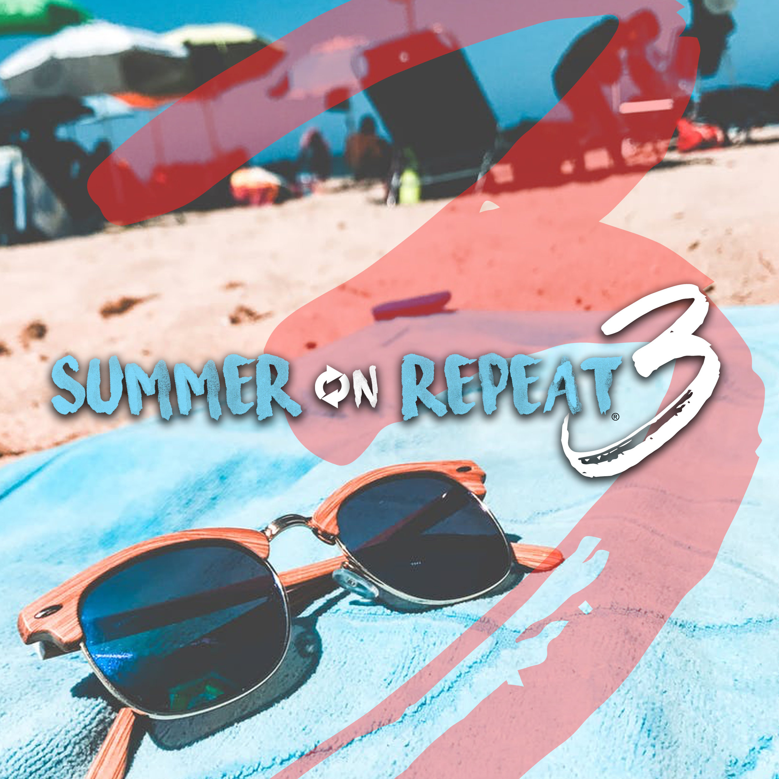 Summer On Repeat 3 - A Summer Compilation Record - Produced by Drew MiddletonSpotifyApple Music