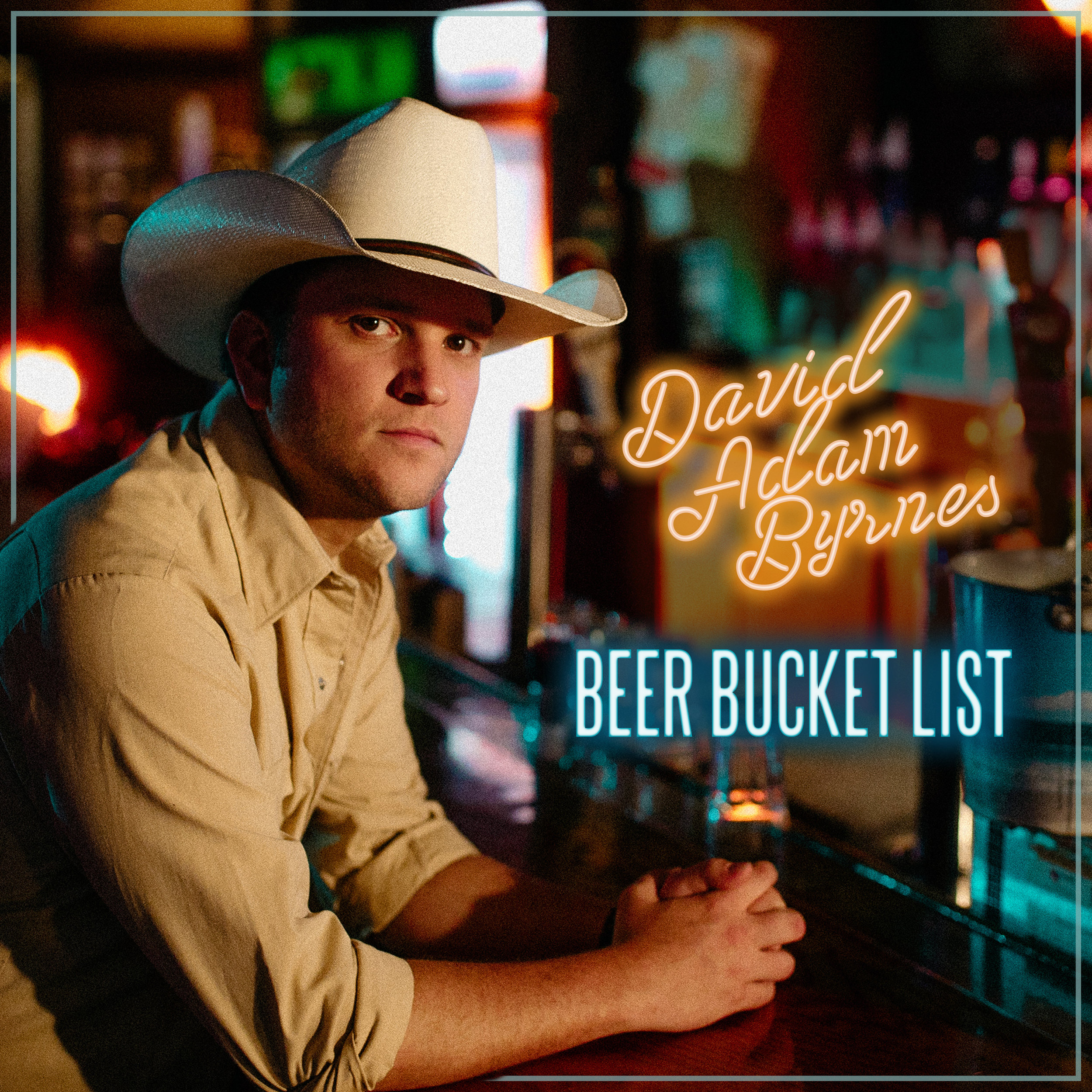 "David Adam Byrnes - ""Beer Bucket List"" Single - Produced by Trent WillmonSpotifyApple Music"