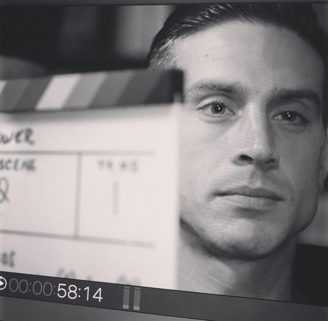 Actor Aleksander D'Avignon as 'Steve'