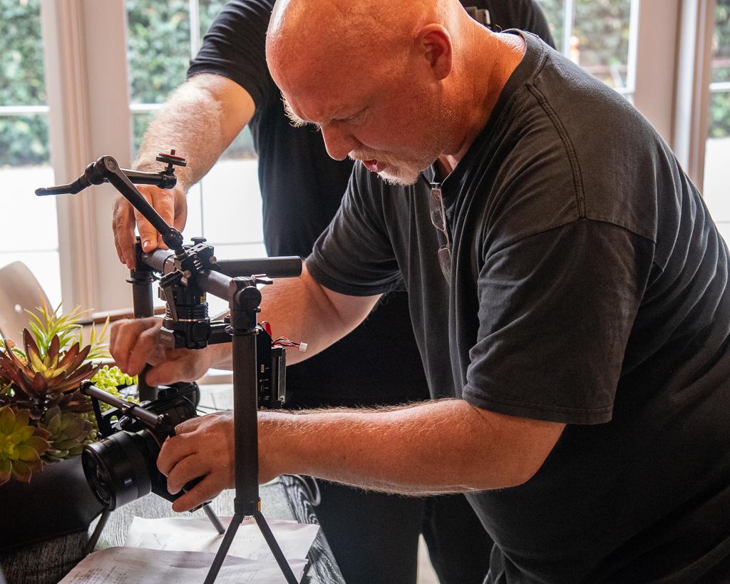 Filmmaker, David Fokos | Courtesy of Salt & Sugar Productions