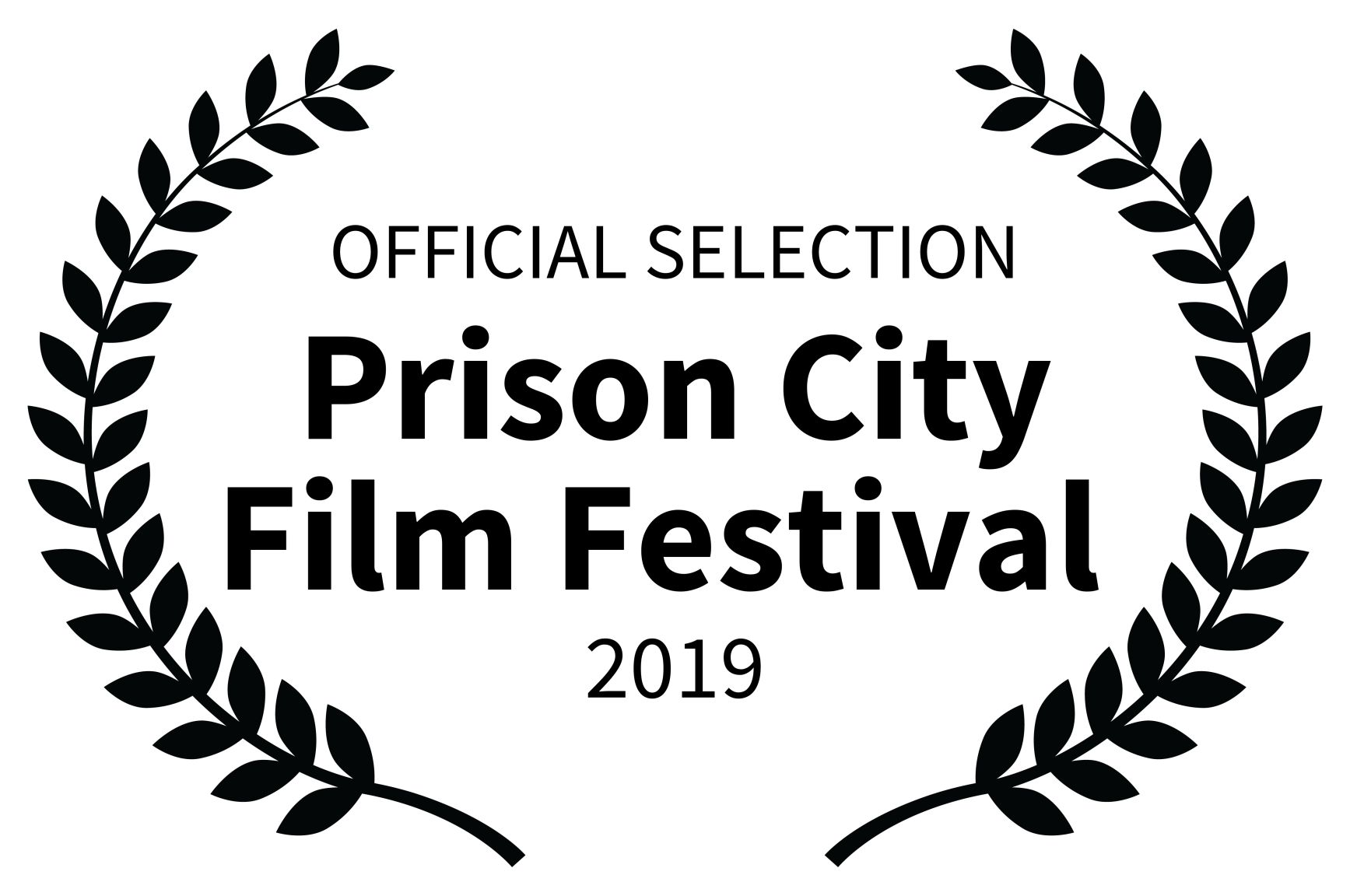 OFFICIAL SELECTION - Prison City Film Festival  - 2019.png