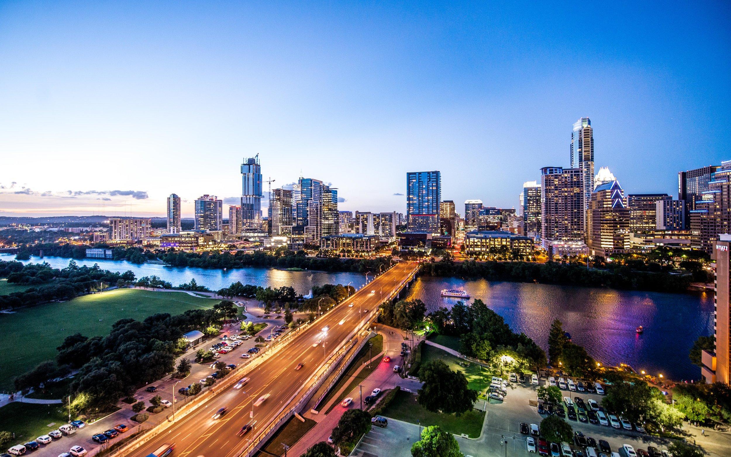 Austin, Texas and SXSW -