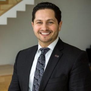 Ahmad Ashkar , Co-Founder // Founder & CEO,  Hult Prize
