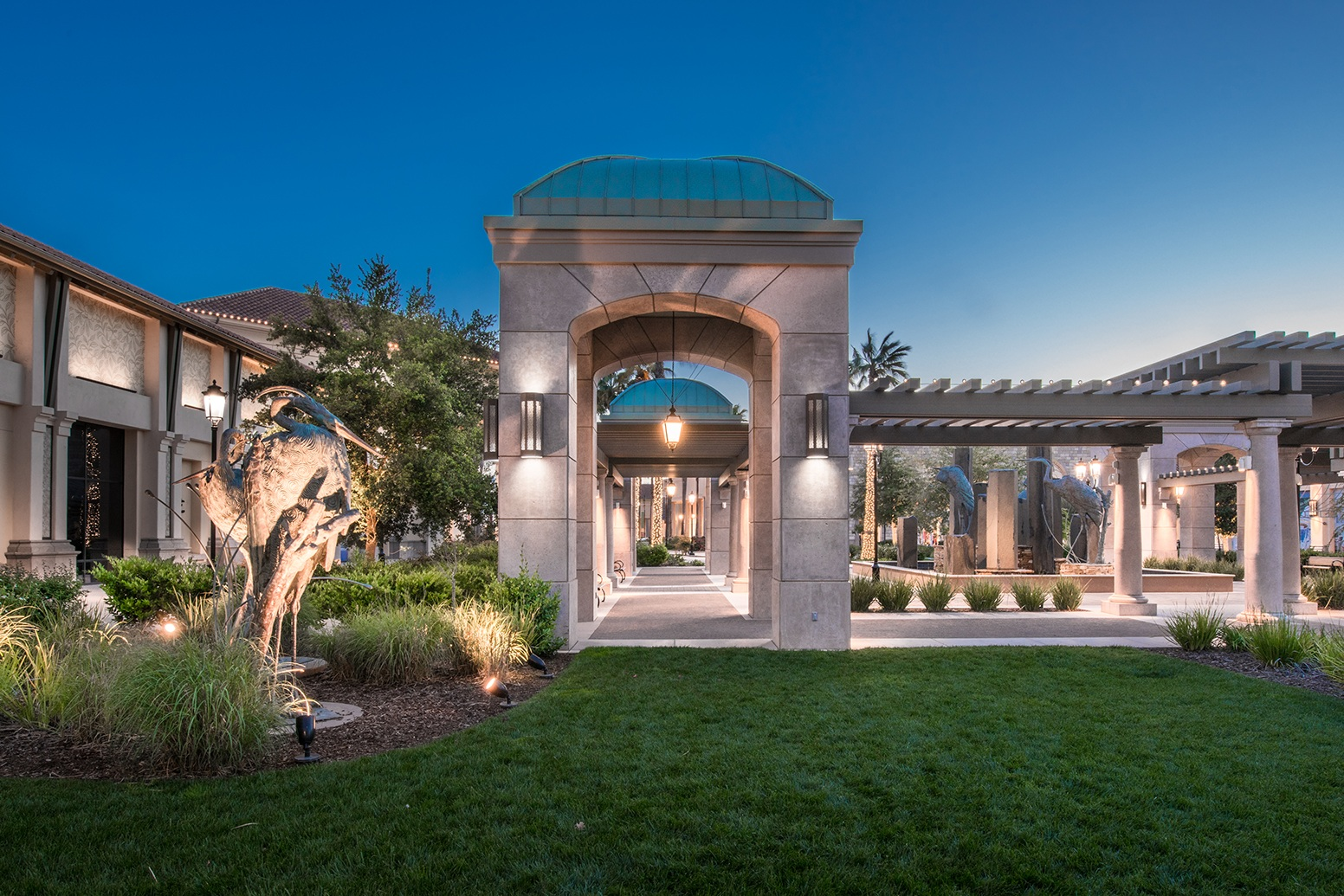 The Palladio - in Folsom