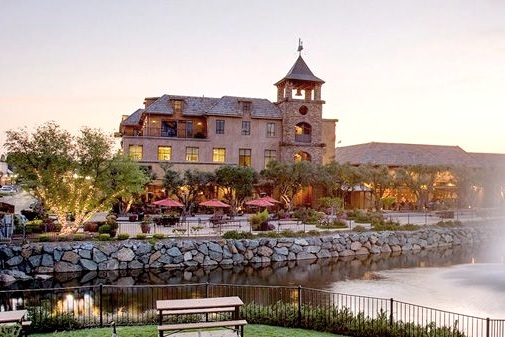 The Town Center - in El Dorado Hills