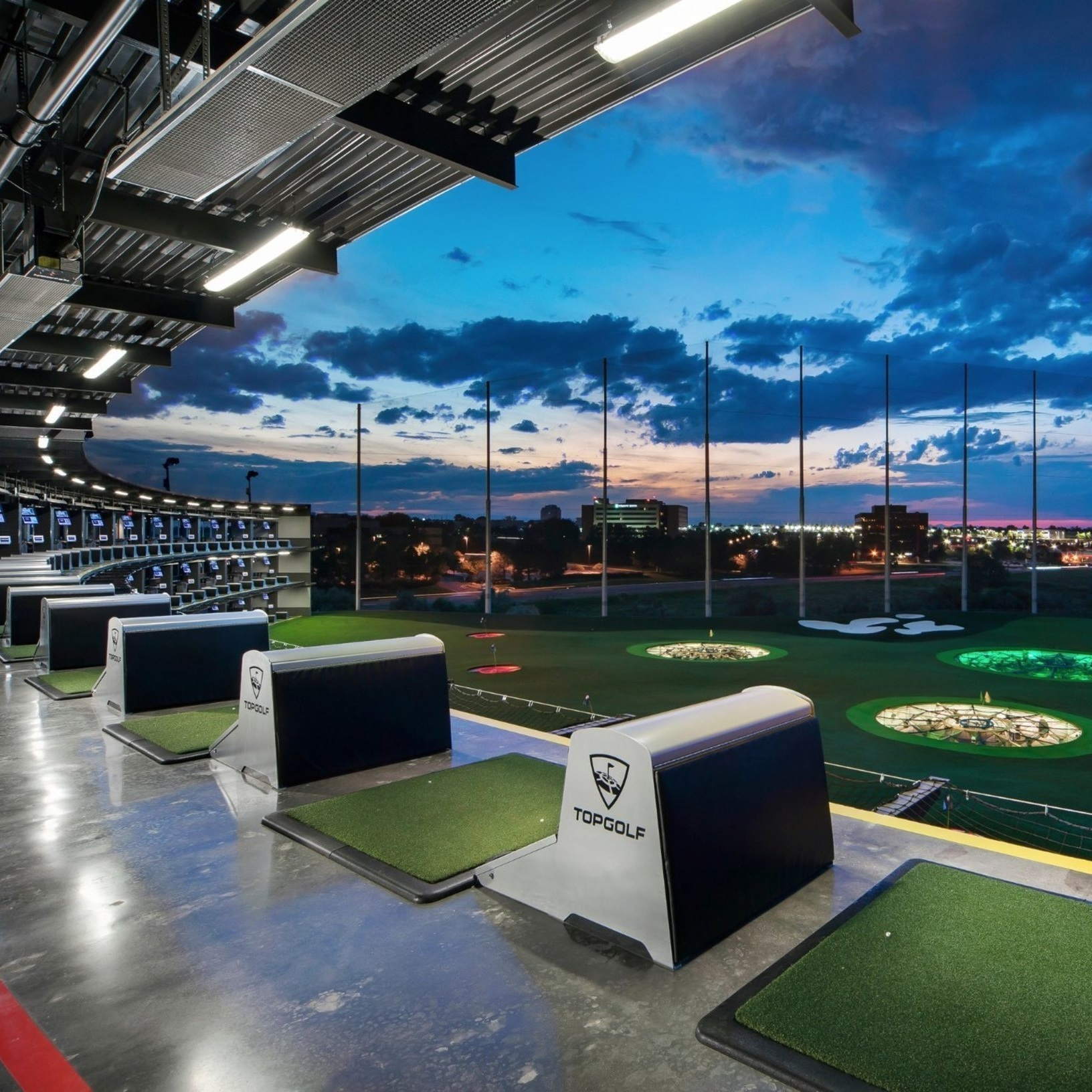 Top Golf -