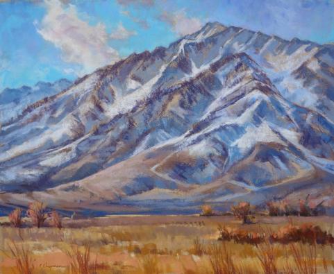 Mt. Tom, Chapman