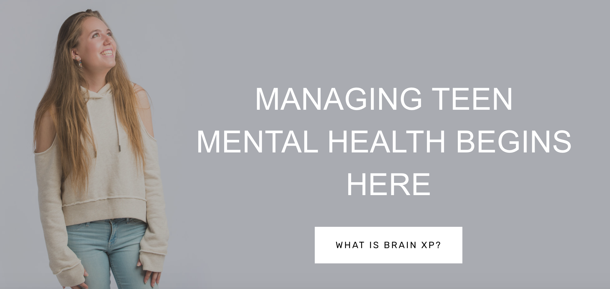 BRAIN XP Website - I'm sure you have discovered the fifth offering because you are already here! This website offers information for teens & parents about teen mental health. There are helpful resources to connect locally AND an amazing Teen Toolbox of Coping Skills.