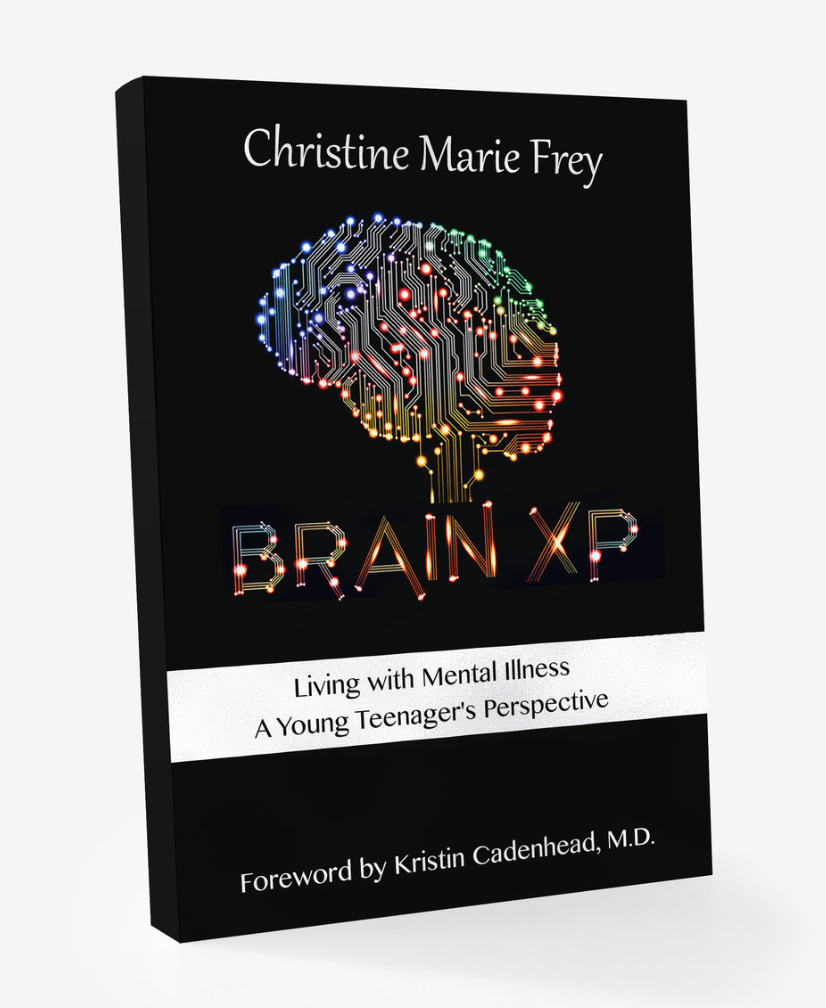 Written by a TEEN for TEENS! - I wrote Brain XP when I was 16 years old. I wanted to give teenagers the ability to read my story, so that we could all feel less alone. I searched for years trying to find a book that was written by a teenager because I wanted to relate to someone my age, not all the adults. When I couldn't find the book I was looking for, I decided to start writing my own. Less than two years later, Brain XP has grown from my inspiration to others' inspirations. I am 18 years old now, and I can proudly say that I have also become an award-winning author! I have won an international award known as the IndieReader Discovery Award for Best Psychology/Mental Health Book of 2019. I also have been honored with an award from my hometown. I won the Best Published Biography/Autobiography Award from the San Diego Book Awards Association. Brain XP is special, and I promise you won't forget what you read in my book!Click to purchase now!