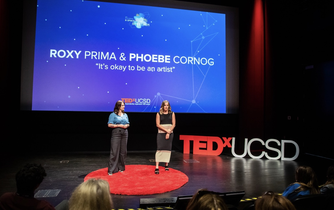 Watch our TEDx Talk - Available here!