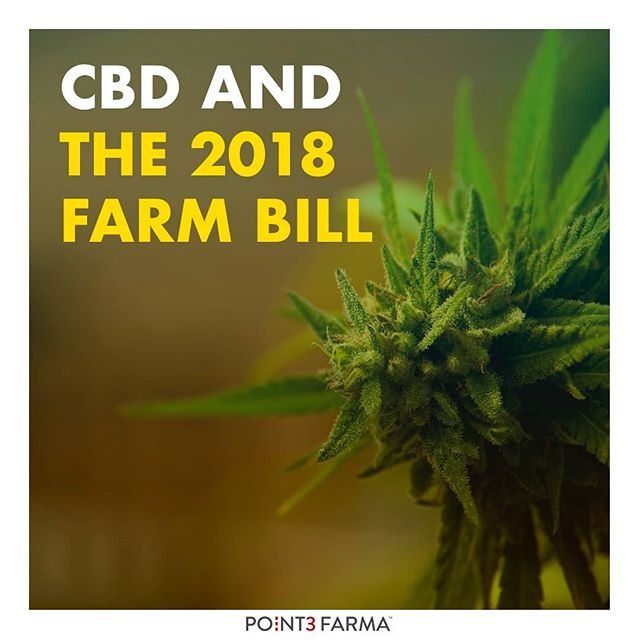 The 2018 Farm Bill, which converted hemp into a regular agricultural commodity, laid the foundations for a booming CBD industry in 2019 and beyond. Click on the link in our profile for a deeper understanding of the details and dynamics of the Farm Bill, and how these are affecting the subsequent development of the newly-regulated, hemp-derived CBD industry as a result.