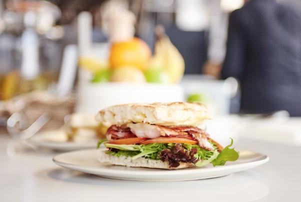 Newcastle Cafe Best Sandwich