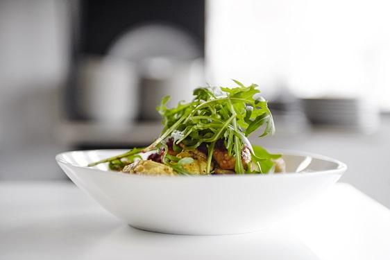 Newcastle Cafe salads