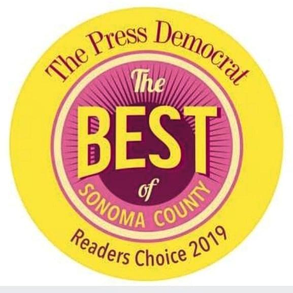 We've been Nominated for Best of Sonoma County Again .  Please vote la de da salon  Best salon !  Link in the Bio !