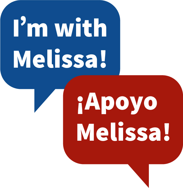 I'm with Melissa! Speech Bubbles