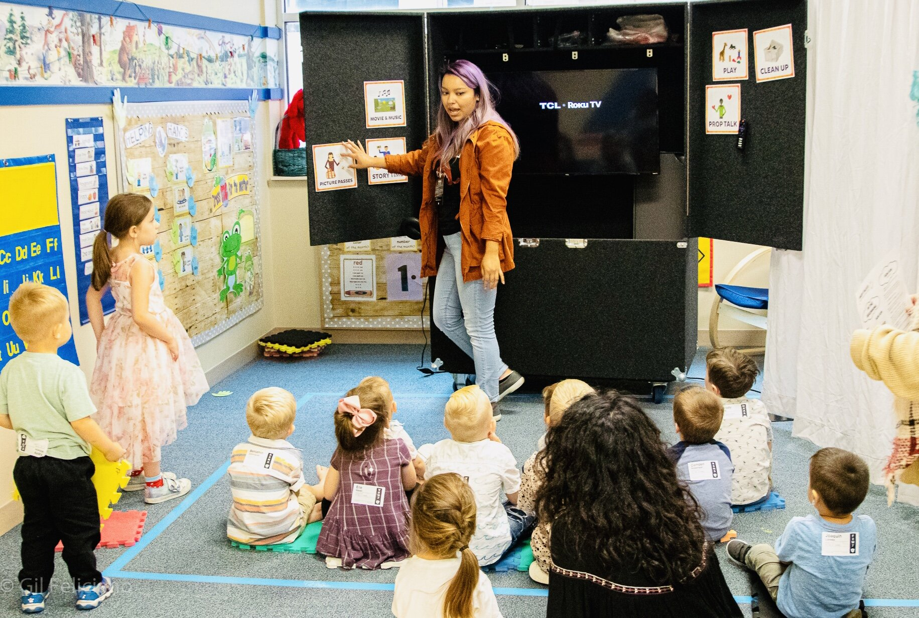 Kids Crew - We are raising up the next Spirit-filled generation! We have nursery, preschool, and elementary classes. The Kids Crew is always looking for friendly small group leaders, check-in helpers, hosts, and teachers!