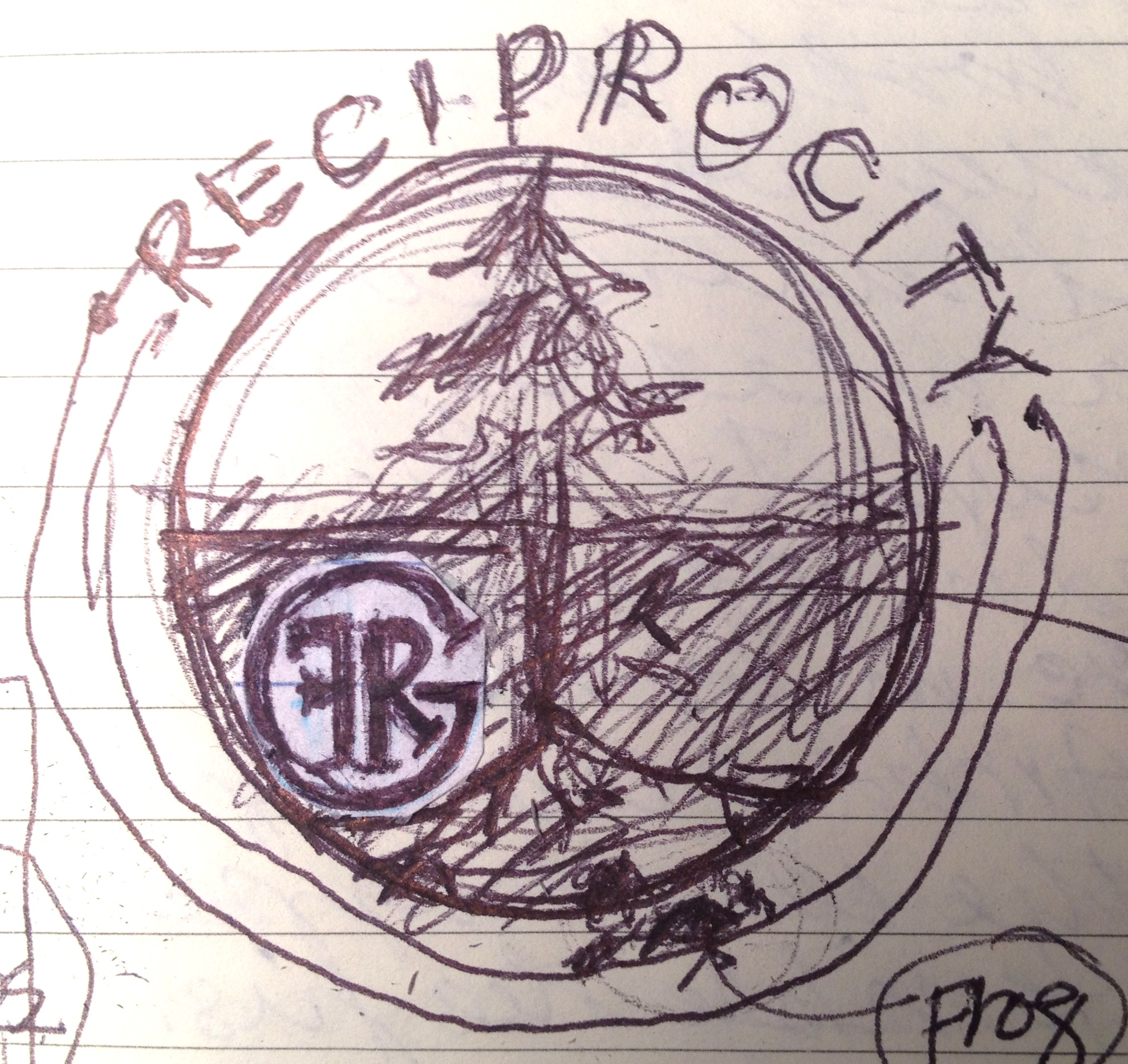 Still working on our logo!!