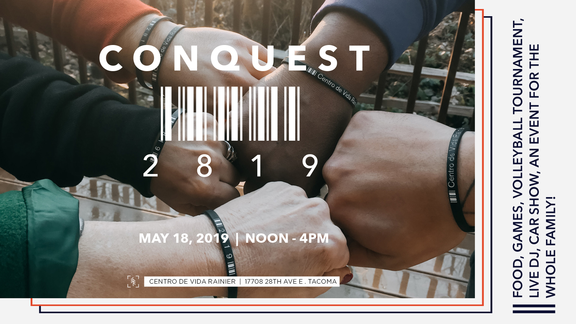Life Center Rainier | Conquest 2819