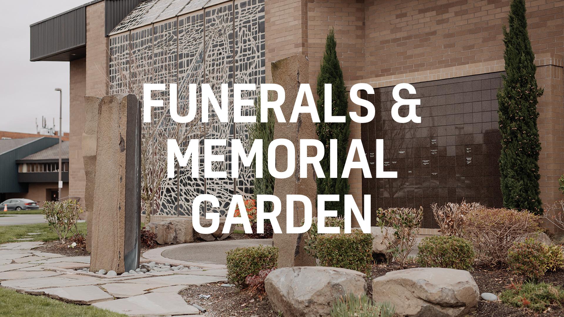 Life Center | Funerals & Memorial Garden