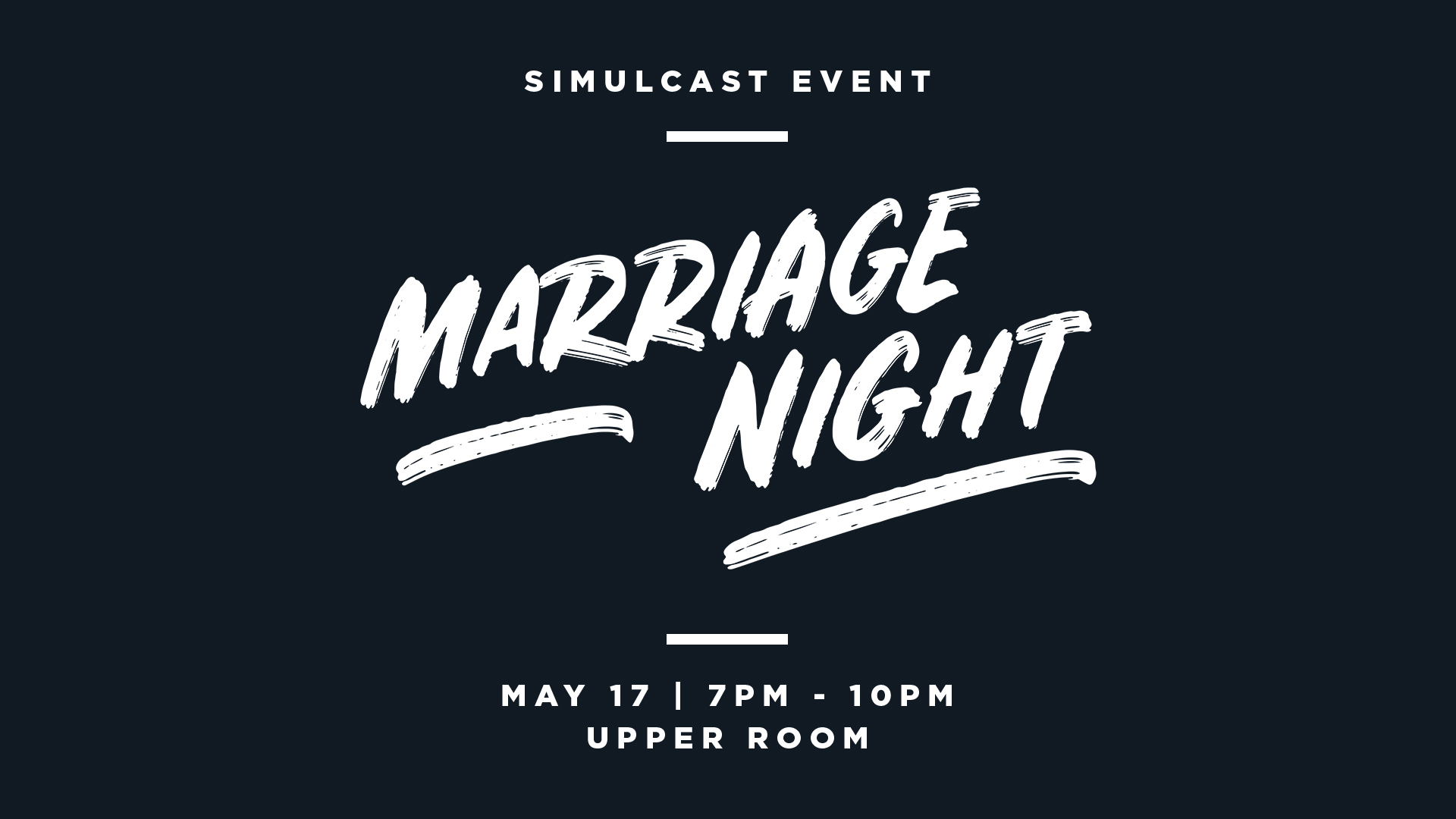 Life Center Central | Marriage Night
