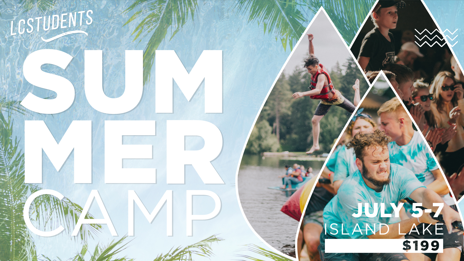 Life Center | LCStudents Summer Camp