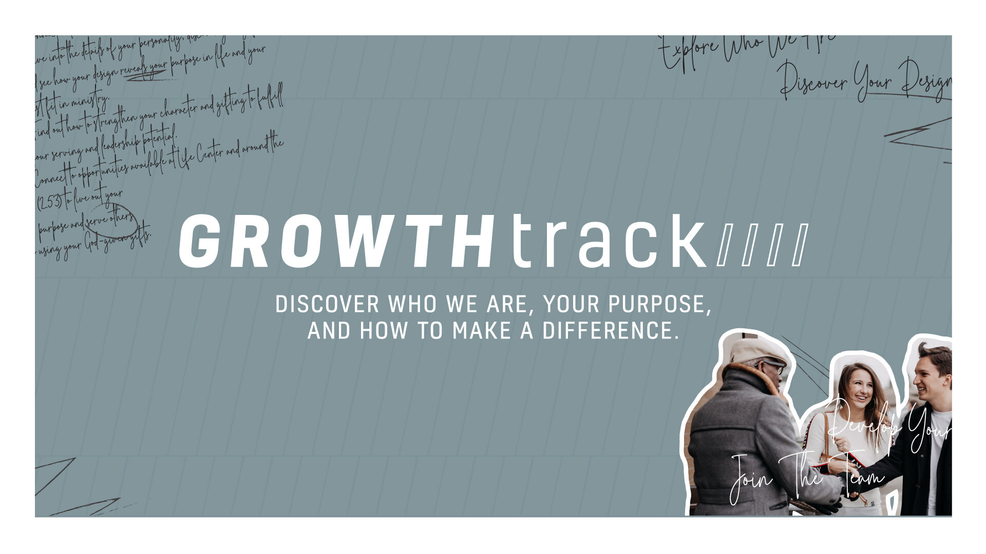 Life Center Central | Growth Track One Day