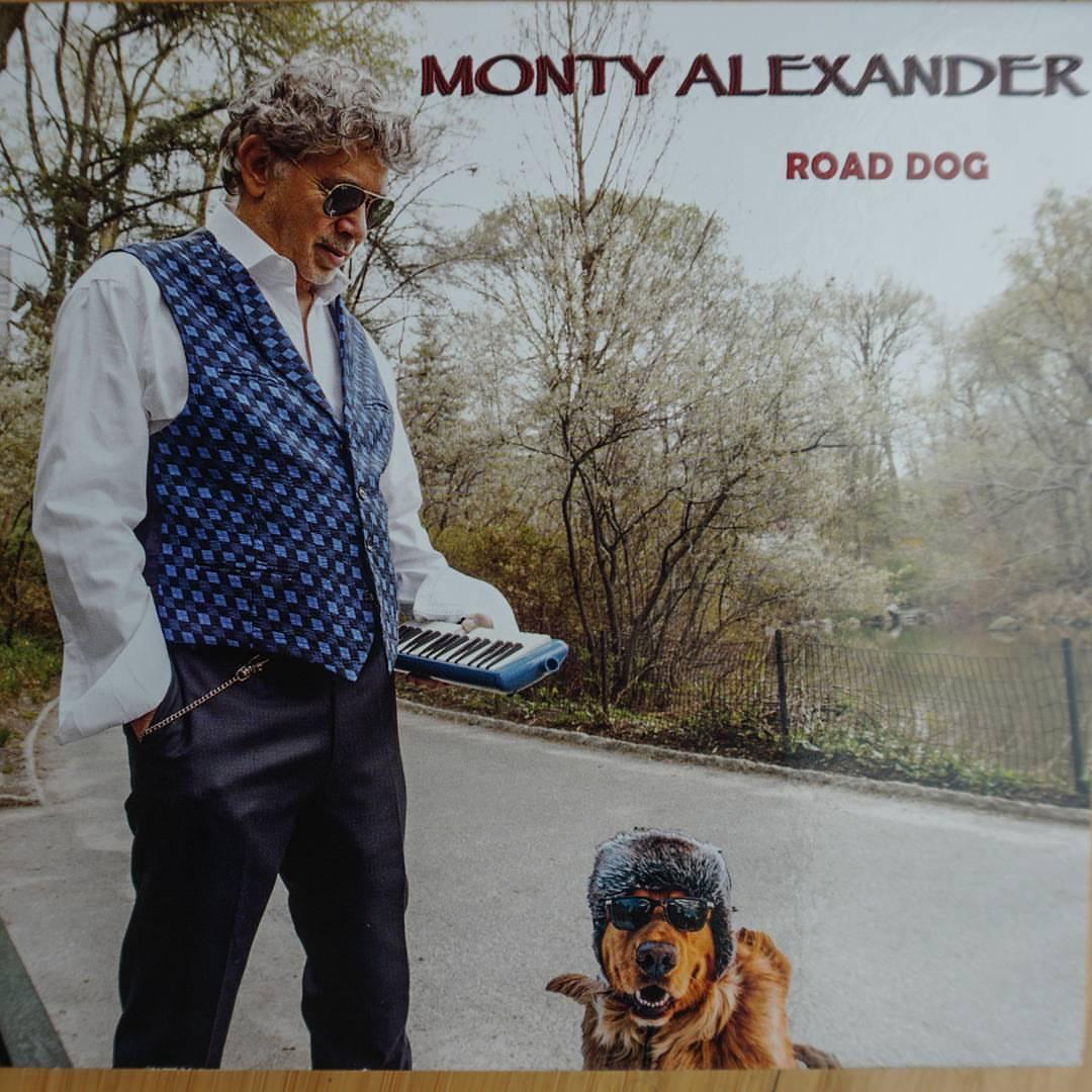 Road Dog  Monty Alexander  Private Pressing 2017