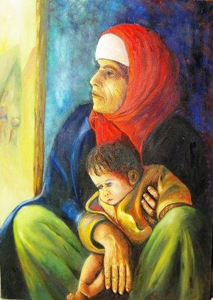 Persian Mother
