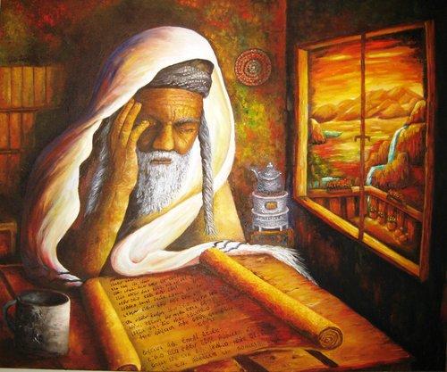 Reading the Megila
