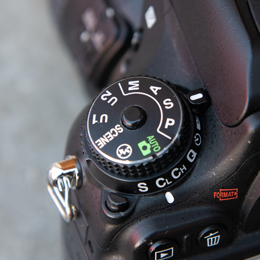 S (Tv) - You choose there Shutter Speed and the camera automatically sets the Aperture.