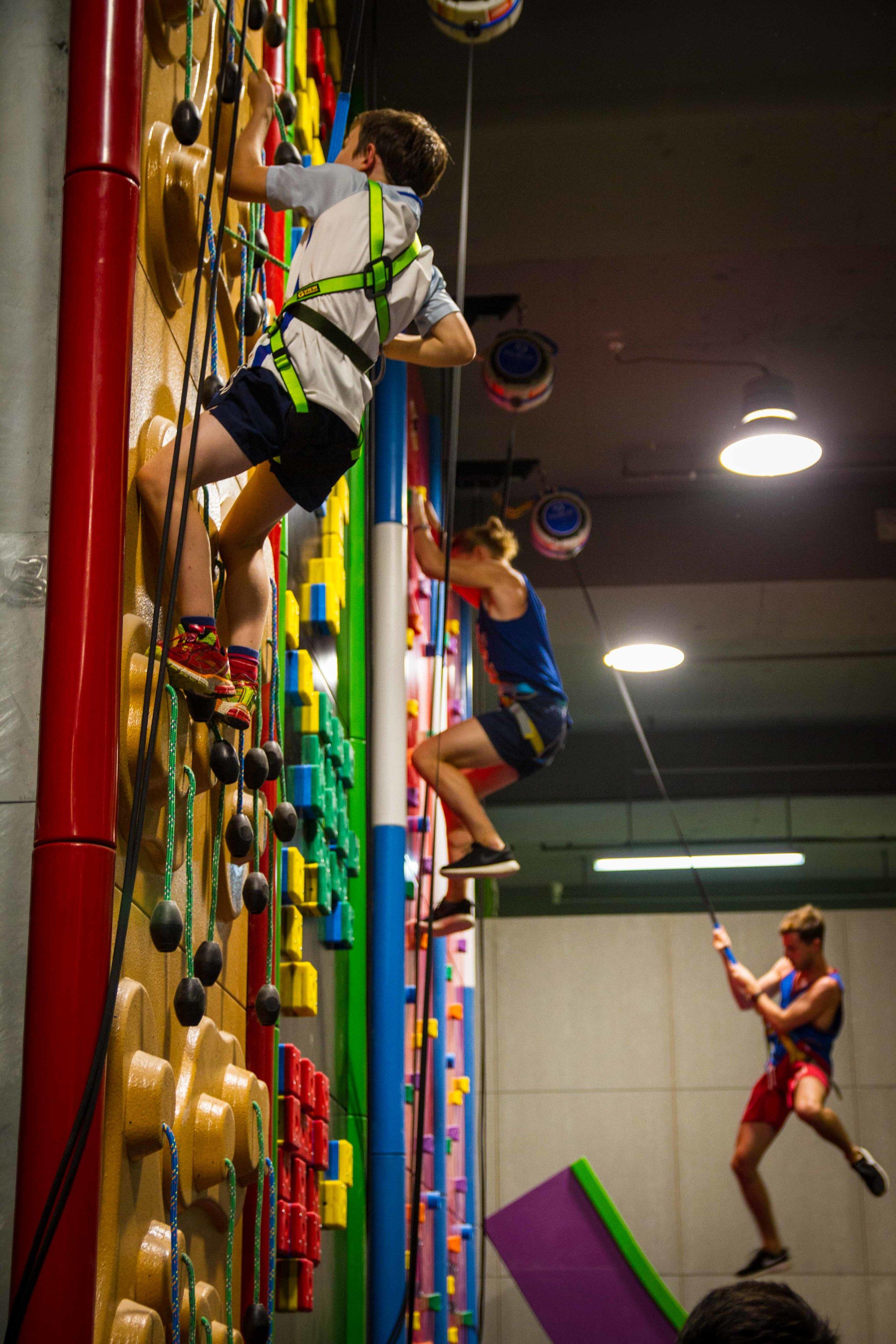 Clip N' Climb -