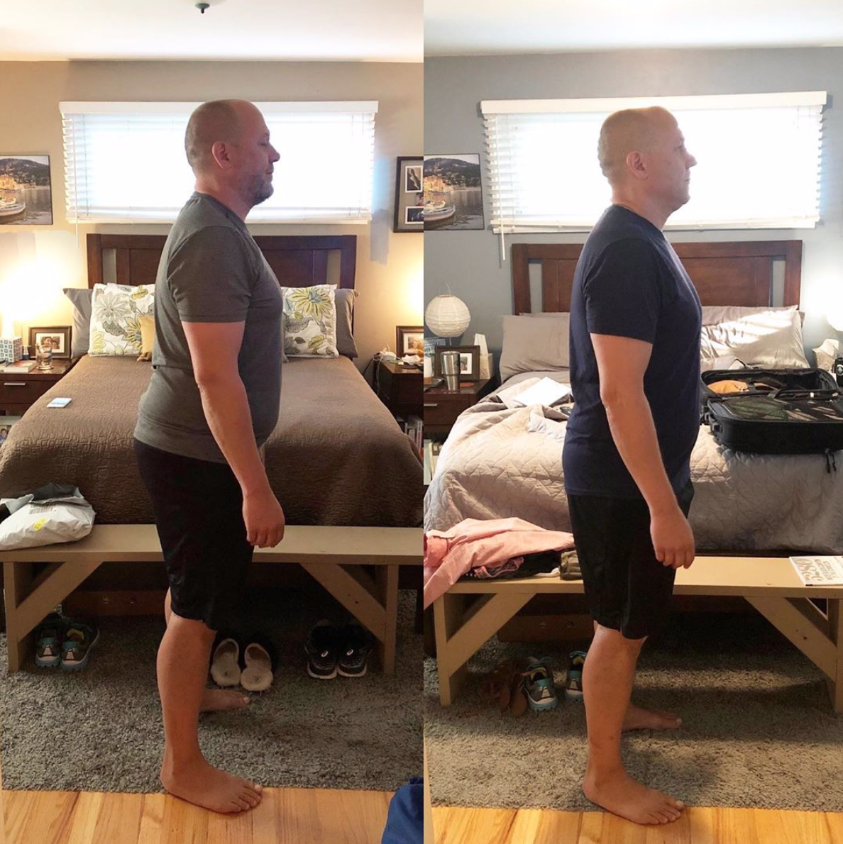 """""""This program is amazing and filled with knowledge that you can use to eat REAL food, at the right times in the right proportions. I haven't missed what I shouldn't eat at all. Results are real and the feeling can't be shown in pictures. At this point in the program, I had lost 8.5"""" and 15.5lbs.'""""    -Tim Alexander"""