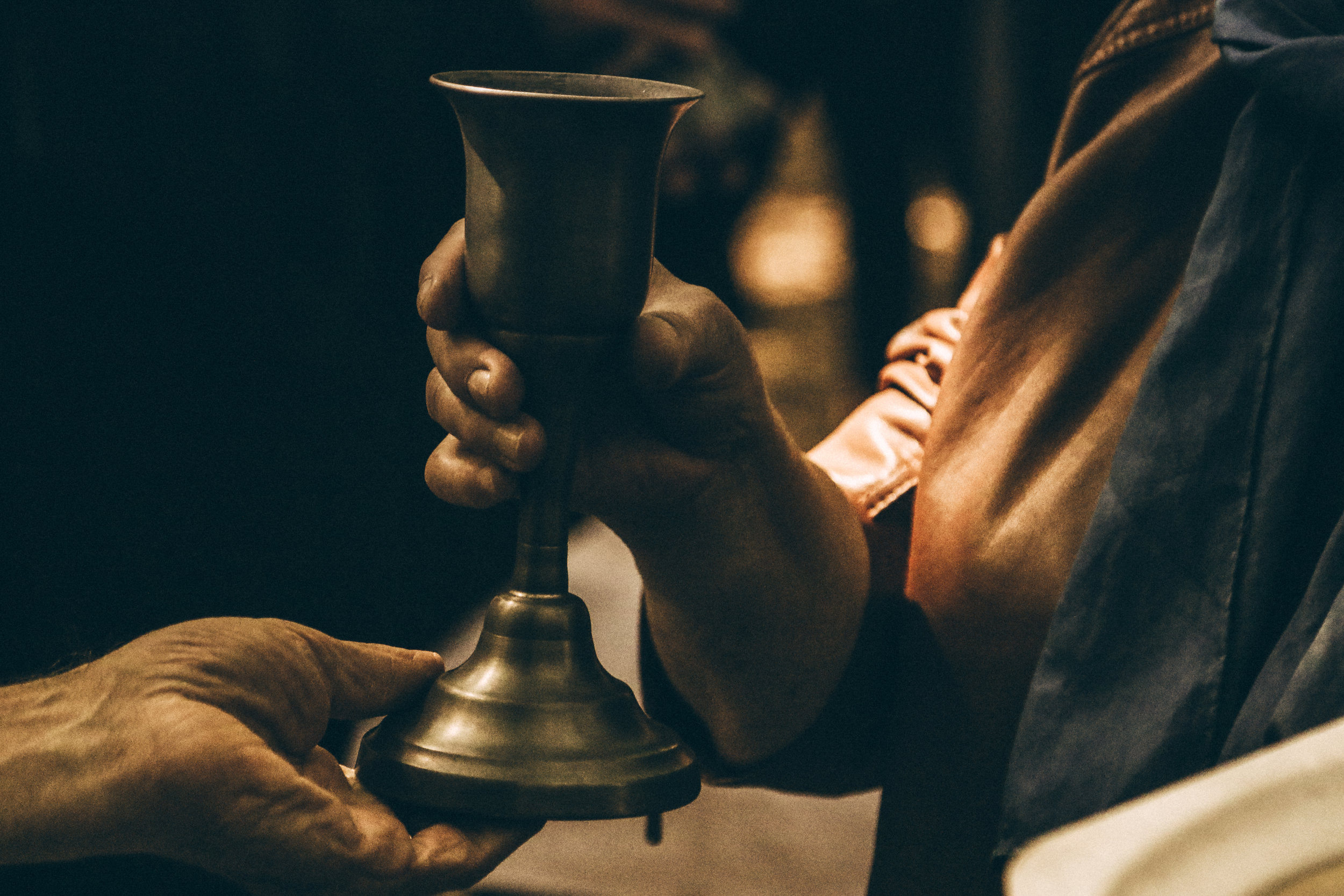 Maundy Thursday - Holy CommunionStripping of the Altar6:00PM