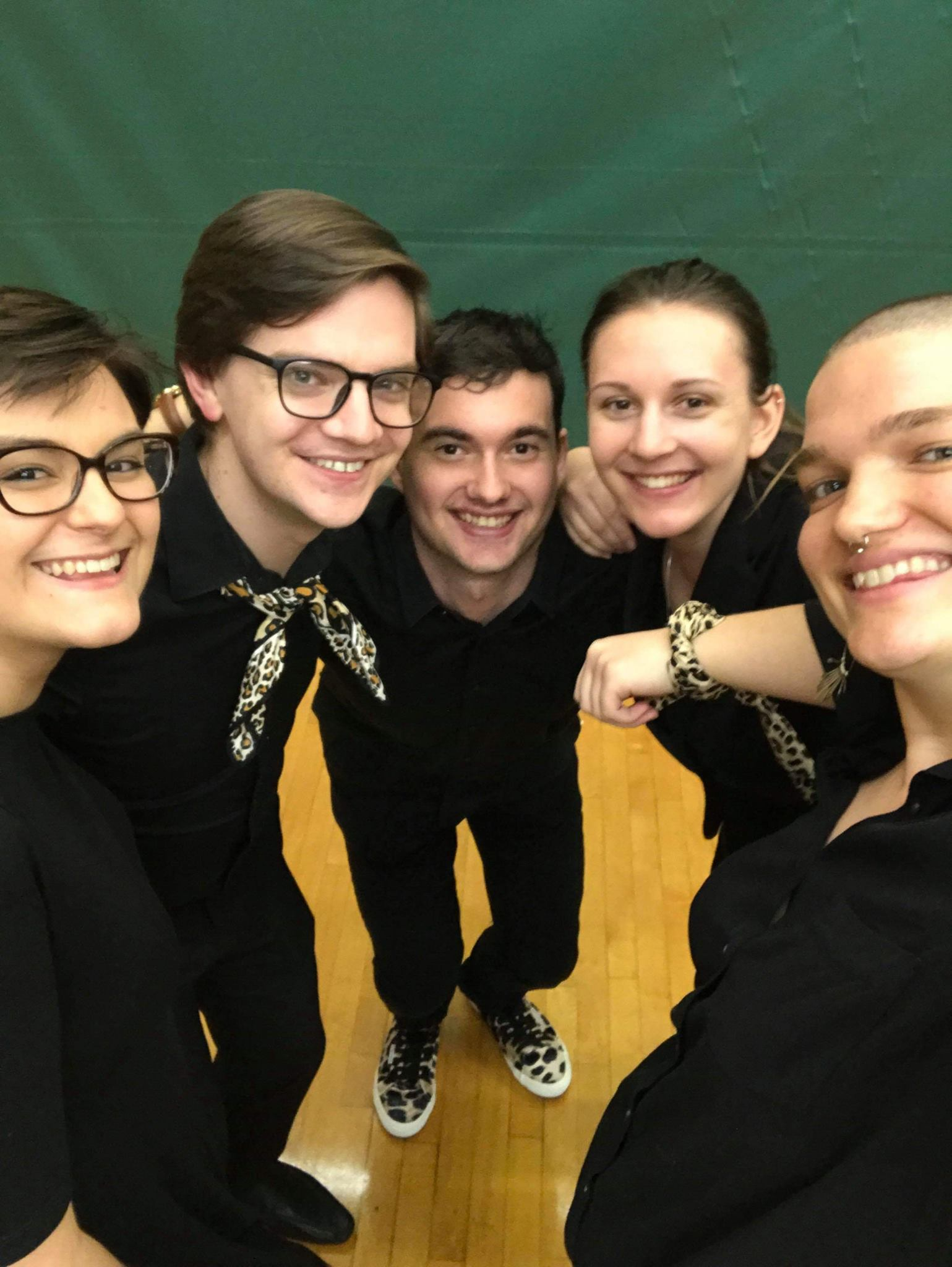 BIO - Founded in the summer of 2018, subtle cheetah brass quintet is made up of members Kevin Barnes, Olivia Pidi, Sarah Konvalin, Julie Dombroski, and Morgan Fite. From 2018-2019, subtle cheetah took part in the Orchestra of St. Luke's Chamber Music Mentorship Program. Under the guidance of American Brass Quintet bass trombonist John D. Rojak, subtle cheetah performed in Cary Hall at the DiMenna Center for Classical Music, the Glassbox Theater at the Mannes School of Music, and Greenfield Hall at the Manhattan School of Music, as well as outreach concerts in Manhattan. Committed to advancing a diverse pool of voices in the classical music world, subtle cheetah was recently awarded a grant from the Alsop Family Foundation to curate a concert of works by underrepresented composers in the contemporary classical community. subtle cheetah is committed to creating high quality performances that merge new works with the existing brass quintet repertoire.