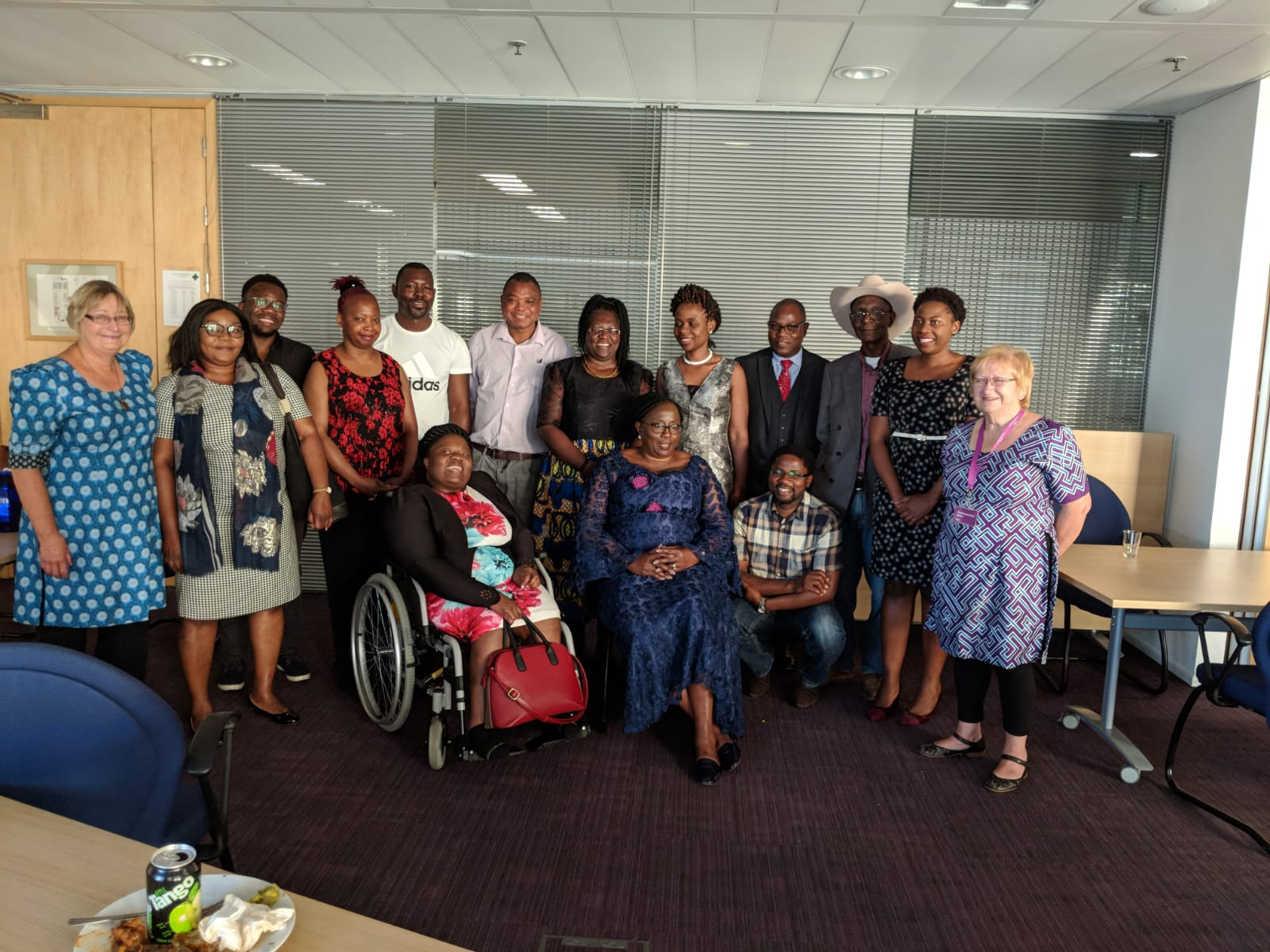 - Meetings with influential individuals such as Honourable Emerine Kabanshi, Zambian Minister for Community Development and Social Services, enables our organisation to foster partnerships and showcase our impact and contribution to the communities we work within.