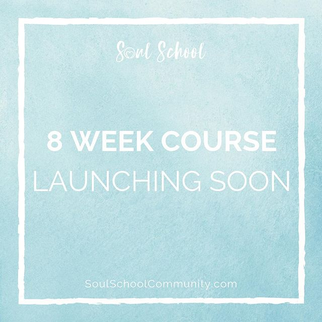 TRANSFORM YOUR WORLD ✨ Registration for the IntuitiveSOUL Online Course opens soon! Stay posted 🕊 #SoulSchool