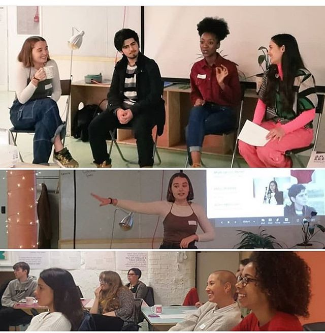 Our launch event represented a day to celebrate resource creation and ideas! We would love to pilot our training ideas! If you are a secondary school teacher and worried about teaching SRE please get in touch - we really want to trial our resources with teachers and work on improving them 🥰 (Image is reposted from @sexplainuk - thank you for your help and support)