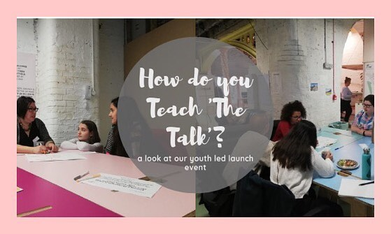 So you missed our launch event... It's totally fine because we've just posted our highlights from the day on our blog! Follow the link in our bio to have a read 👀 #sex #sexed #blog #launchevent #TTTLaunch #free #linkinbio