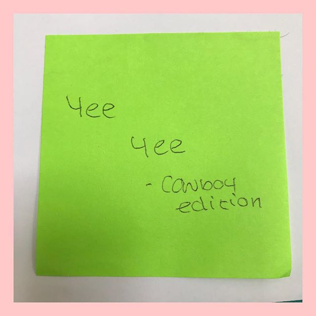 What does verbal consent look like to you? Love this Cowboy edition answer - definitely a new one for me @logicstudioschool thanks for such a good session before the easter break! 🤠  #consent #sexed