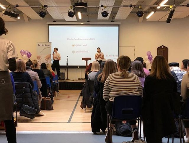 What an honour to have been part of the #beherleadconference2019 You can see facilitators Anna and Esme delivering our training session 'Teaching The Gender Talk' here. Reminder to click the link in our bio to learn more about our fantastic teacher training sessions!