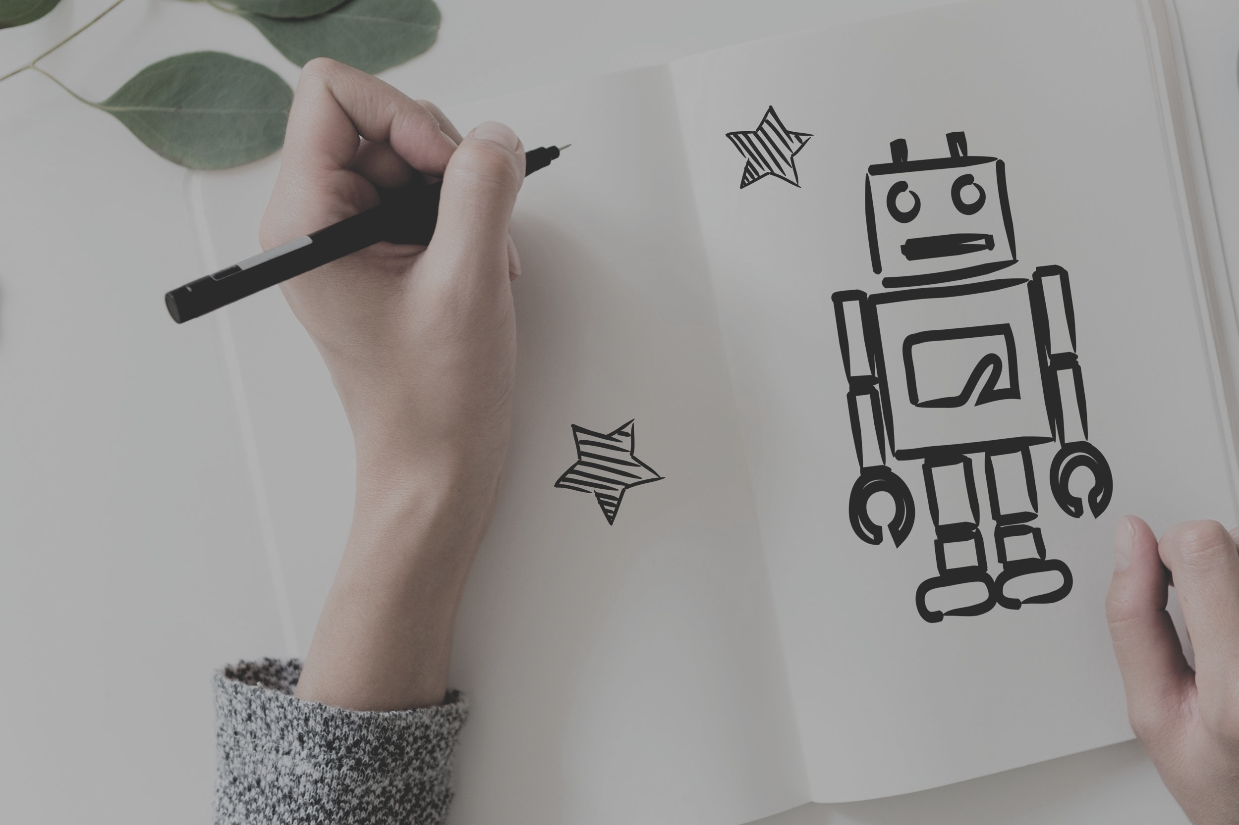 Free Up People's Time, Free Up Financial Capital - Use our library of robots to complete your medium and low complexity tasks. They are reliable, easily trained, and they don't take breaks.