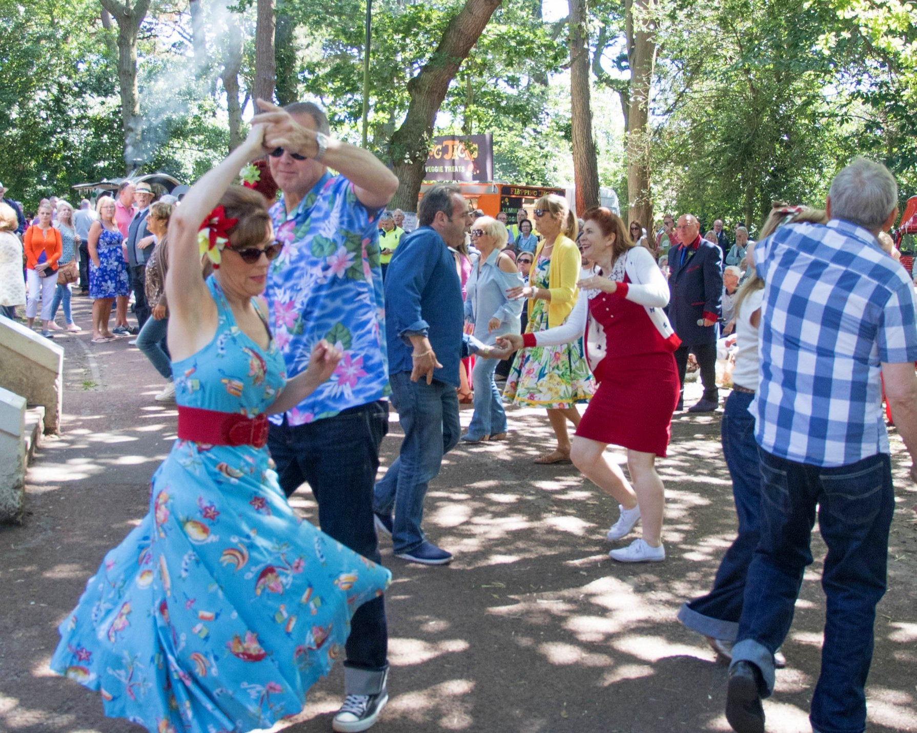 Looking back at last year's Shake & Stir vintage music festival! - by Stir! Events Limited