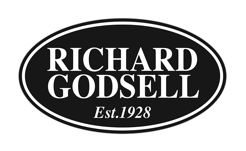 RichardGodselllogoBW.png