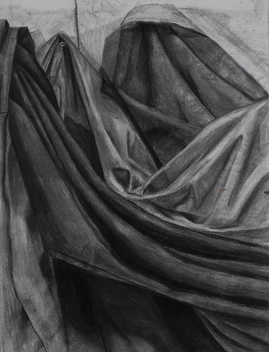 Foundation Drawing, Fabric